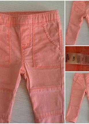 Джинсы джегинсы легинсы скини варенки штанишки маленькой моднице oshkosh