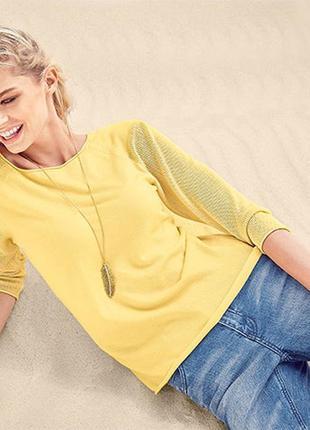 Модный свитерок 48-50евро 54-56наш tcm tchibo