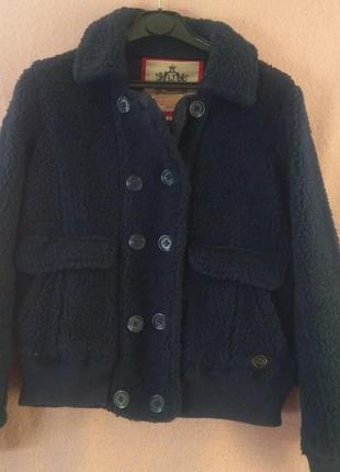 Куртка пухнаста