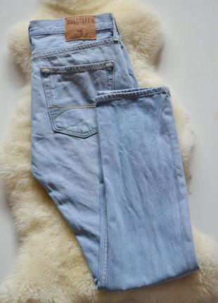 Стильні чоловічі брендові джинси hollister