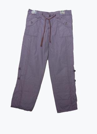 Стильные брюки карго