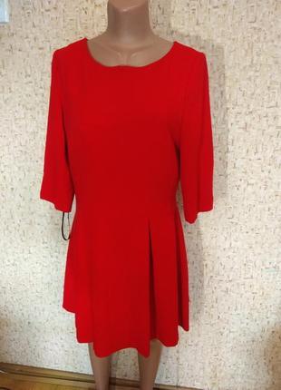 Стильное платье 50 размер германия
