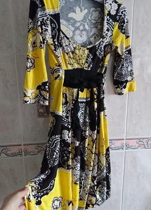 Крутое платье sandro ferrone италия