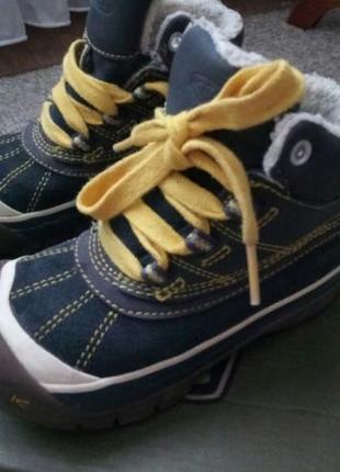 Ботинки keen