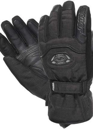 Мужские горнолыжные перчатки ziener, с мембраной gore-tex, gore 2 в 1, оригинал
