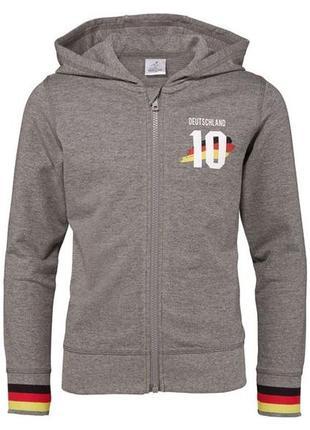 Олимпийка, кофта спортивная, 110-116,122-128, германия