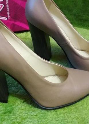 Женские туфли тм nivelle 37 р