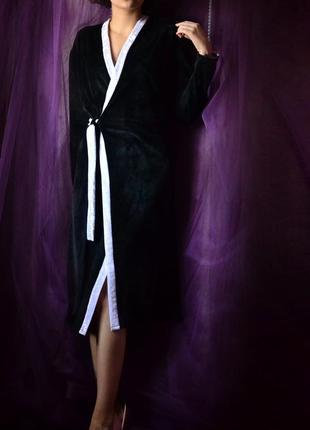Роскошное платье миди на запах