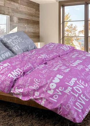 Красивое постельное белье, несколько размеров, качественное