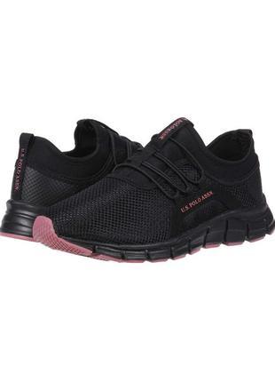 Оригинал сша! женские кроссовки u.s. polo assn. women's emilia-ml oxford размер 8 и 9