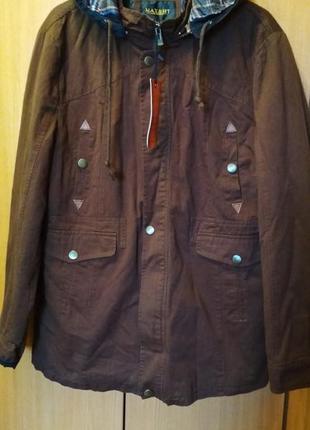 Мужская куртка ветровка 46-48 р