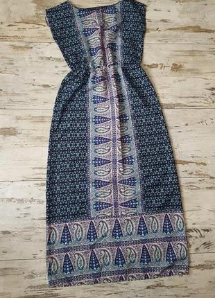 Легкое платье летнее