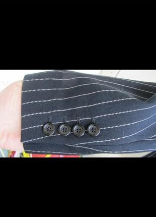Удлинённый стильнейший пиджак  cerutti1881 оригинал7 фото