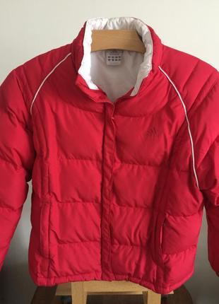 🧥#5 куртка пуховая от adidas