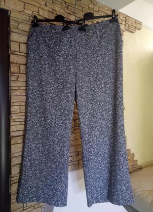 Широкие брюки,кюлоты большого размера