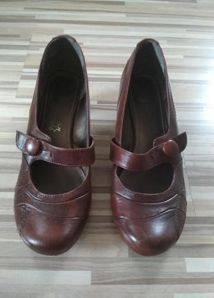 Туфлі footglave