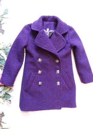 Пальто детское демисезоное