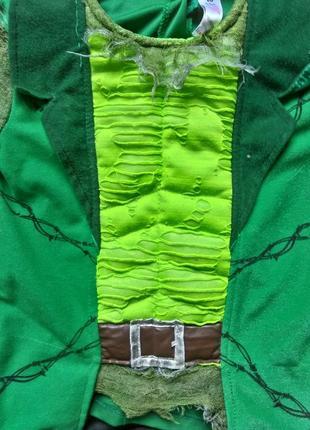 Карнавальный костюм франкенштейн 5-6 лет6 фото