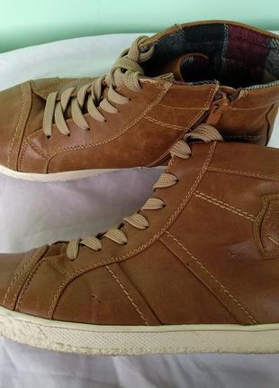 """Ботинки """"jane klain"""" р.38-39 демисезон, женские высокие кроссовки2"""
