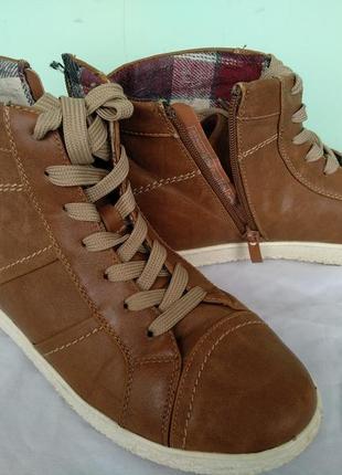 """Ботинки """"jane klain"""" р.38-39 демисезон, женские высокие кроссовки7"""