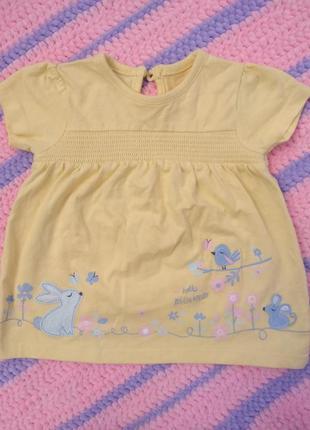 Платье george 3-6 месяцев (68)