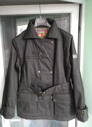Стильная куртка rosalita mcgee р.м (р.38-40) женская демисезон