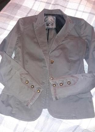 Стильный guess пиджак7