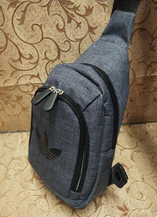 Сумка на пояс или сумка слинг на грудь