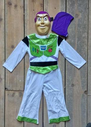 Карнавальный костюм базз лайтер светик 3-4 года м/ф история игрушек1