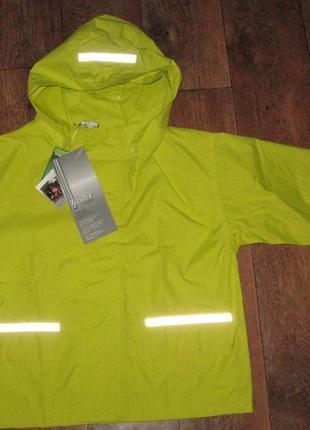 Куртка ветровка-дождевик impidimpi р.98-128