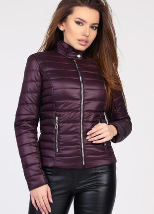 Весенняя женская куртка р  44
