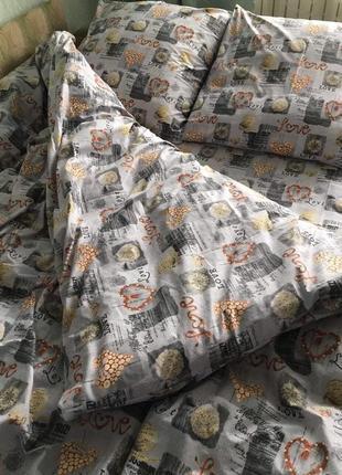 Красивое постельное белье в наличии несколько размеров