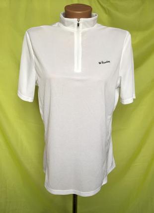 Белая футболка 48 р