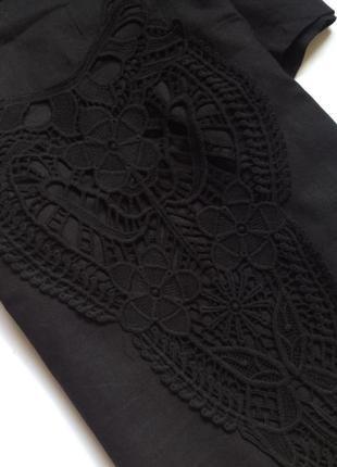 Черное платье миди свободного кроя. обнова! смотрите мои объявления!3 фото