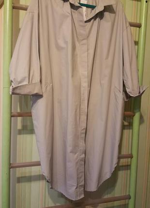 Stella milani  платье-рубашка в 2х цветах