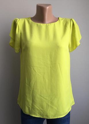 Неоновая блуза