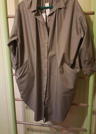Stella milani  платье-рубашка в 2х цветах3