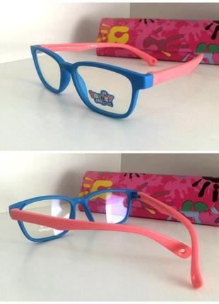 Детские очки для работы за компьютером компьютерные