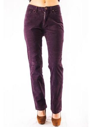 Красивые женские вельветовые джинсы, штаны per una