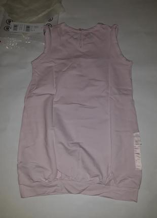 Брендовое платье на девочку 6 лет original marines. италия.4 фото