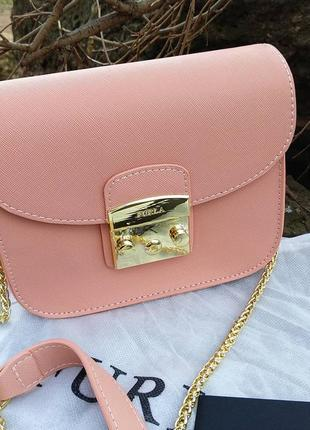 Женская сумочка кроссбоди в цветах