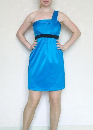 Полная ликвидация товара! плотное коктейльное платье river island