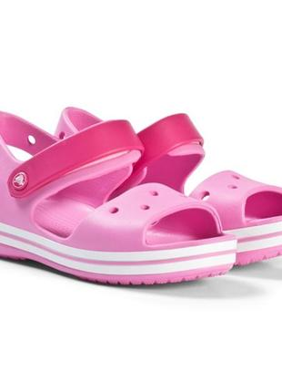 Crocs crocband sandal оригинал сандалики  в наличии с америки