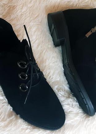 Мега акция скидка на весенюю обувь, замша натуральная, с 36-41р3 фото