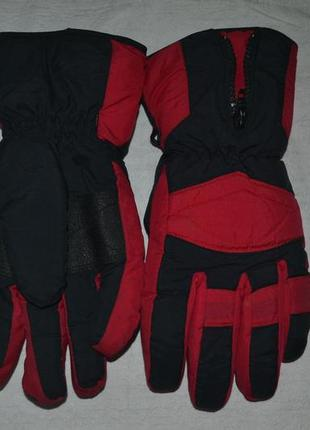 Зимние перчатки c&a
