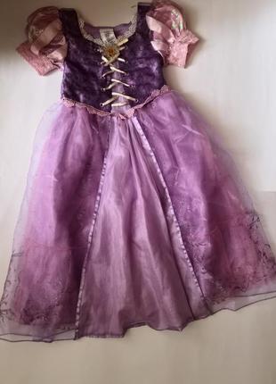 Платье disney на 4 года