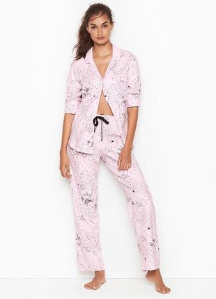 Фланелевая пижама