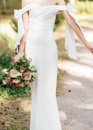 Свадебное, выпускное платье бренда totalwhite2 фото