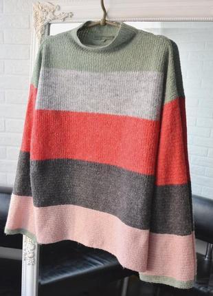 Легкий свитер с шерстью от next