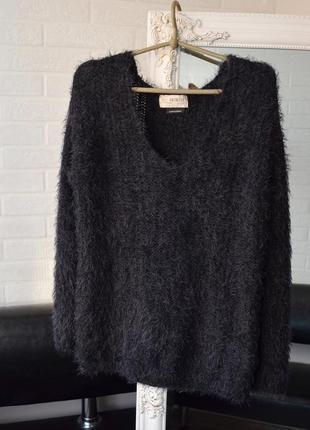 Мягкий свитер травка от bershka